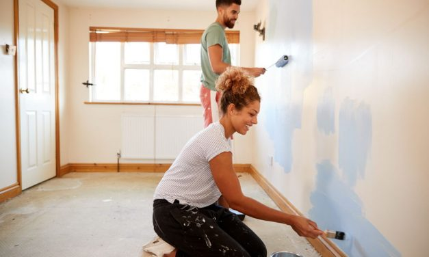 DIY Tips: Paint Like A Pro And Save Some Dough