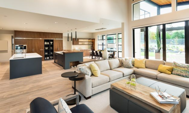 Open Floor Plans: The Best Thing Since Sliced Bread! Or Are They?