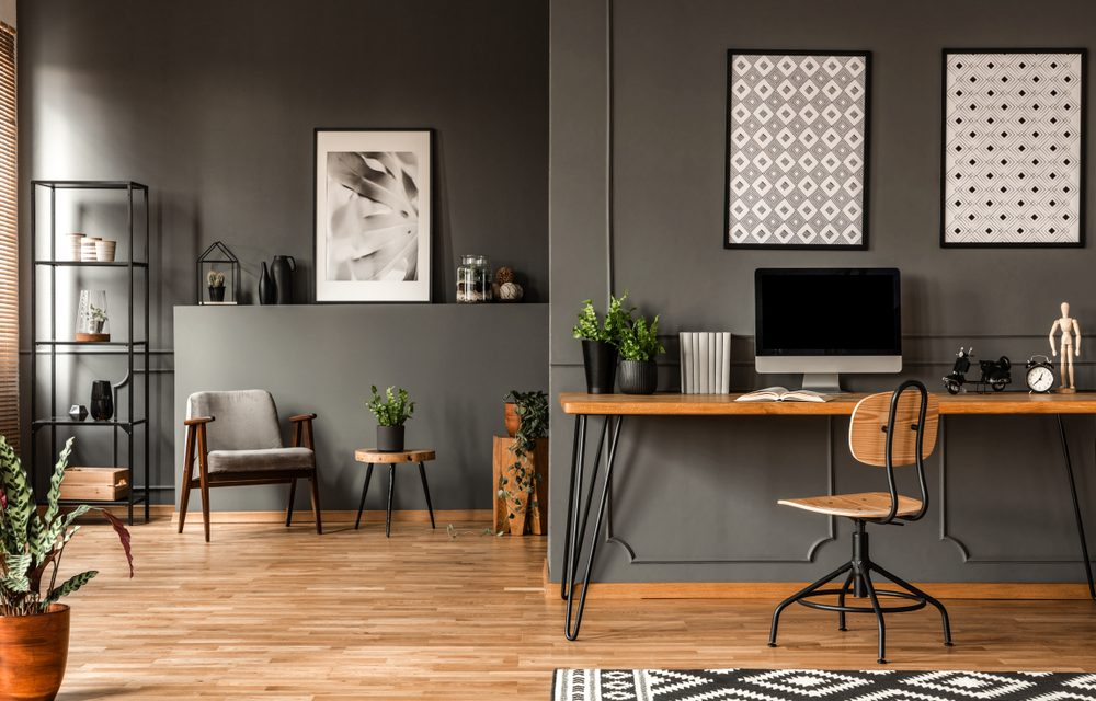 Home Office: Balancing Home And Work