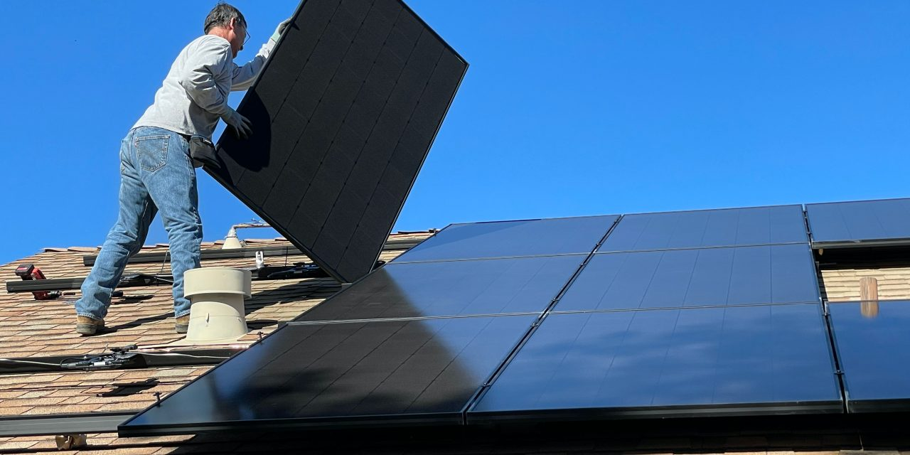 NOW IS THE TIME TO GO SOLAR